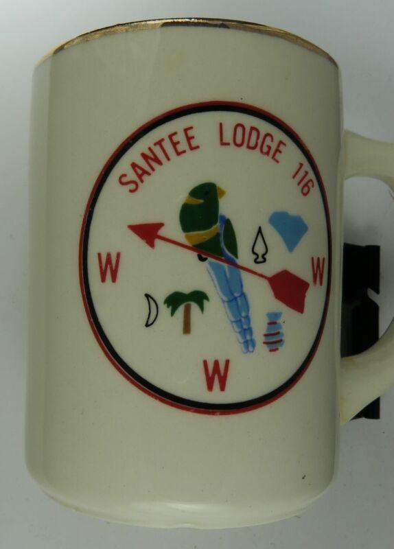 116 Santee Lodge Tall Rare WWW Mug [MUG-1097]