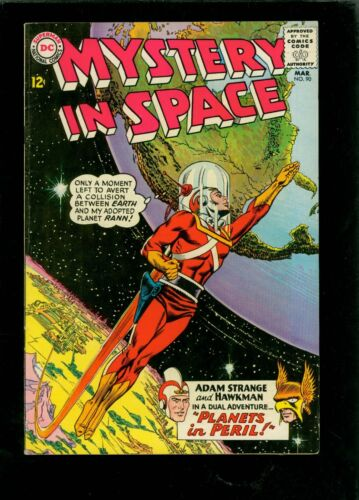 Mystery in Space 90 FN- 5.5