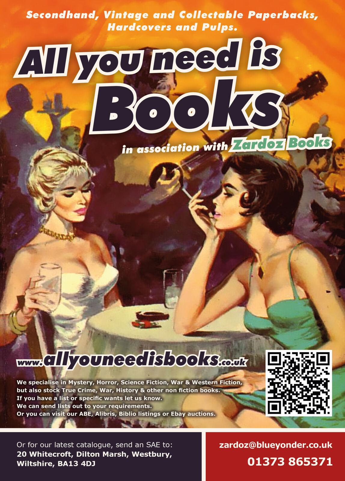 zardozbooks / Allyouneedisbooks Ltd