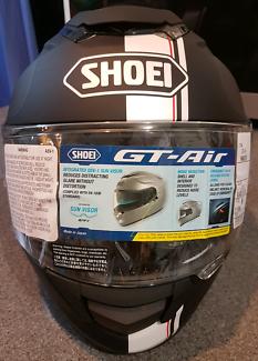 Shoei GT Air Wanderer TC-5 Helmet Near BRAND NEW