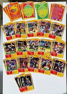AFL Auskick Pedigree Football Cards 2 full sets, almost 3 Mitchell Park Marion Area Preview