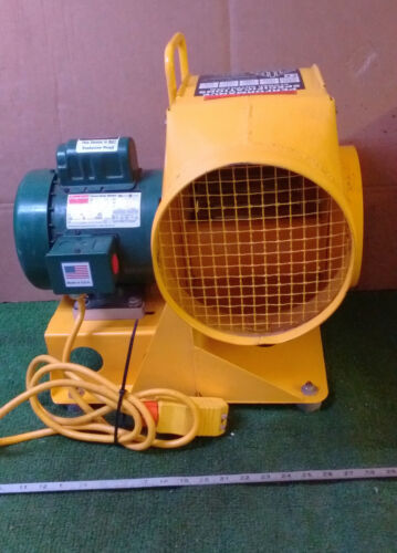 1 NEW AIR SYSTEMS SVB-E8 CONFINED SPACE VENTILATION BLOWER NNB