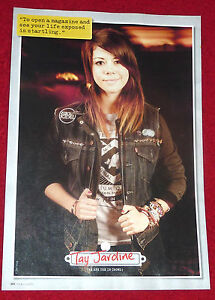 NEW-Tay-Jardine-Poster-We-Are-The-In-Crowd-Best-Intentions