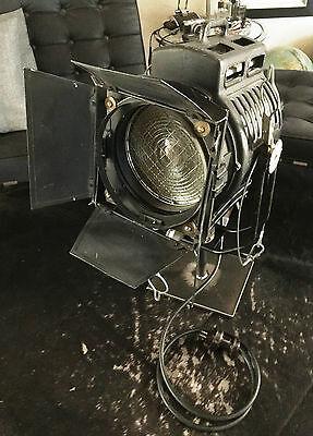 Arri Filmscheinwerfer Studio Hamburg,2 KW,TOP,Zustand,Industriedesign,60er Jahre Arri Studio