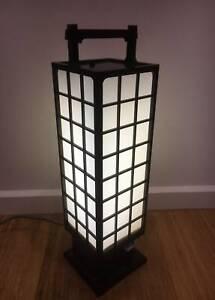 Vintage / Retro Cage Lamp / Retro Tardis :) Knoxfield Knox Area Preview