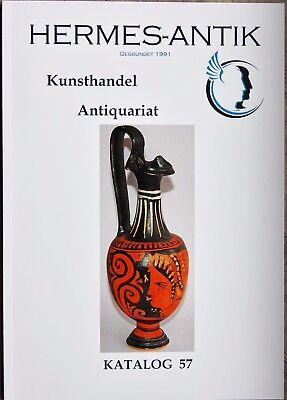 Aktueller Katalog HERMES-ANTIK - Antiken - Steinzeit -Bronzezeit -Kelten -Römer
