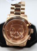 Michael Kors Gold-tone Mens Watch