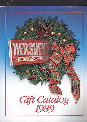 1989 HERSHEY'S CHRISTMAS GIFT CATALOG
