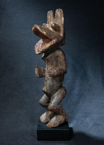 Mambilla, Zoomorphic Figure, Cameroon & Nigeria, Equatorial African Tribal Art
