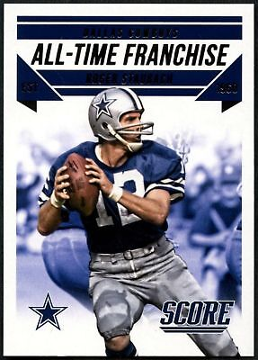 23586092 Trading Cards - Signed Roger Staubach - 5 - Trainers4Me