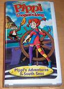 Pippi Longstocking VHS