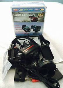 ACTION CAMERA EXTREME CAMCORDER