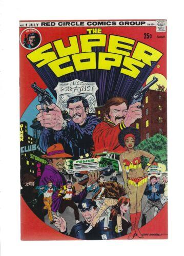 Super Cops #1