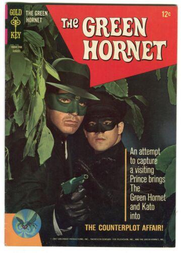 Green Hornet #2 (Gold Key 5/1967) Fine, good color.