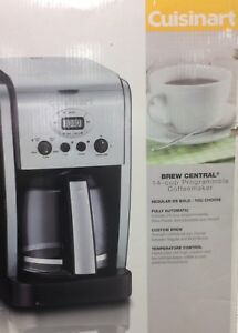 Cuisinart Brew Central 14 cup programable coffeemaker