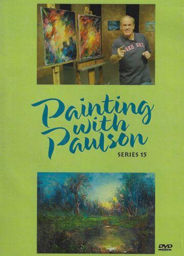 Painting With Buck Paulson  - 15th TV Season Series - 13 programs