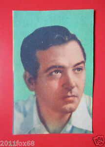 figurines-actors-cromos-akteurs-figurine-artisti-del-cinema-268-john-payne-lampo