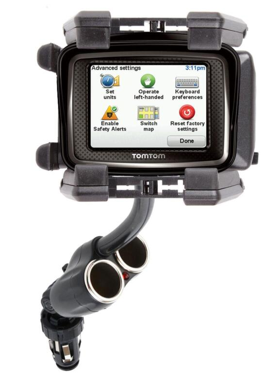 tomtom rider motorbike gps sat nav ebay. Black Bedroom Furniture Sets. Home Design Ideas