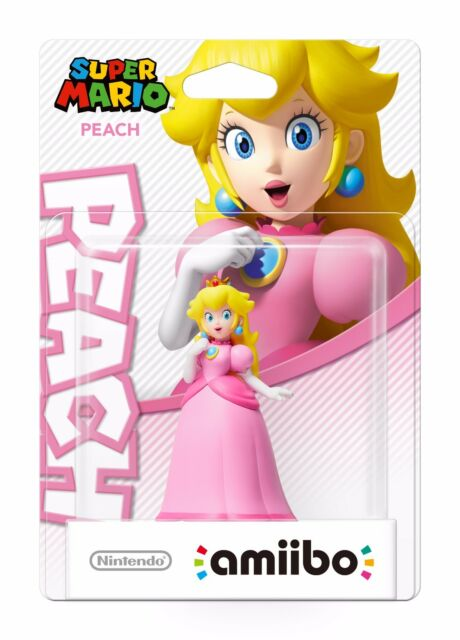 amiibo Peach (Super Mario Collection) - BRAND NEW & DIRECT FROM NINTENDO AUS