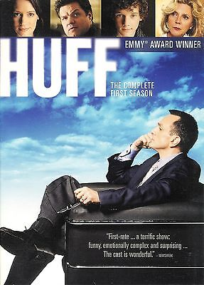 Huff   The Complete First Season   Oliver Platt   4 Disc Dvd Set Free Shipping