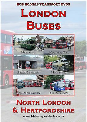 London Buses, North London and Hertfordshire, DVD