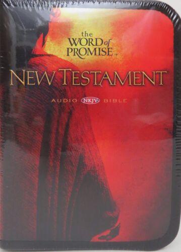 The Word of Promise New Testament - NKJV Audio Bible - 20 CD Set HUGE SALE