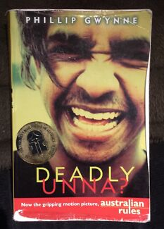 deadly unna book