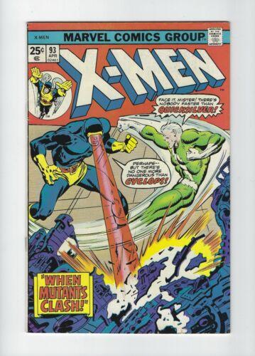 UNCANNY X-MEN #93 (1975) MARVEL COMICS FN+