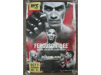 Lee Picture Poster Mixed Martial Arts MMA UFC 216 Ferguson vs A5 Print