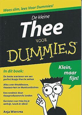 """De kleine thee  """" voor Dummies"""""""