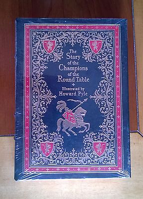 Easton Press - Story of the Champions of the Round Table - sealed MINT condition