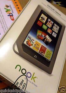 Barnes&Noble B&N NOOK Tablet 16GB 1GHz Wi-Fi 7