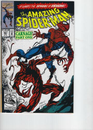 Amazing Spider-Man #361 - 1st App of Carnage (VF/NM)