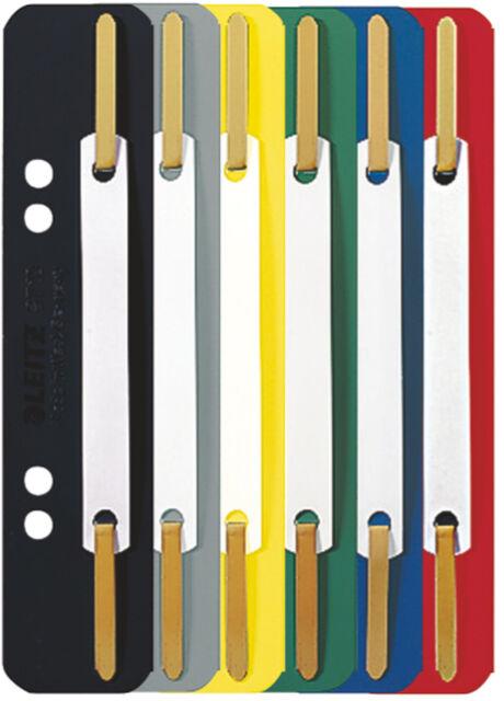 Leitz Einhänge-Heftstreifen kurz Kunststoff Polypropylen Auswahl LE53x 371000xx