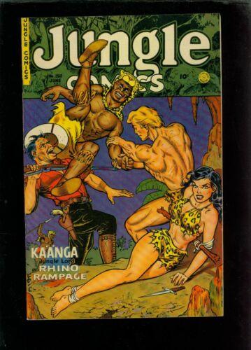 Jungle Comics 150 FN+ 6.5