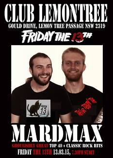 ..MARDMAX.. Newcastle Area Preview