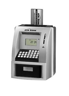 Toy Talking ATM Bank ATM Machine Savings Bank for Kids