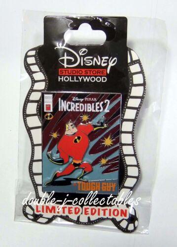 DSSH Incredibles 2 Comic Book Cover Mr. Incredible LE Disney Pin 128719