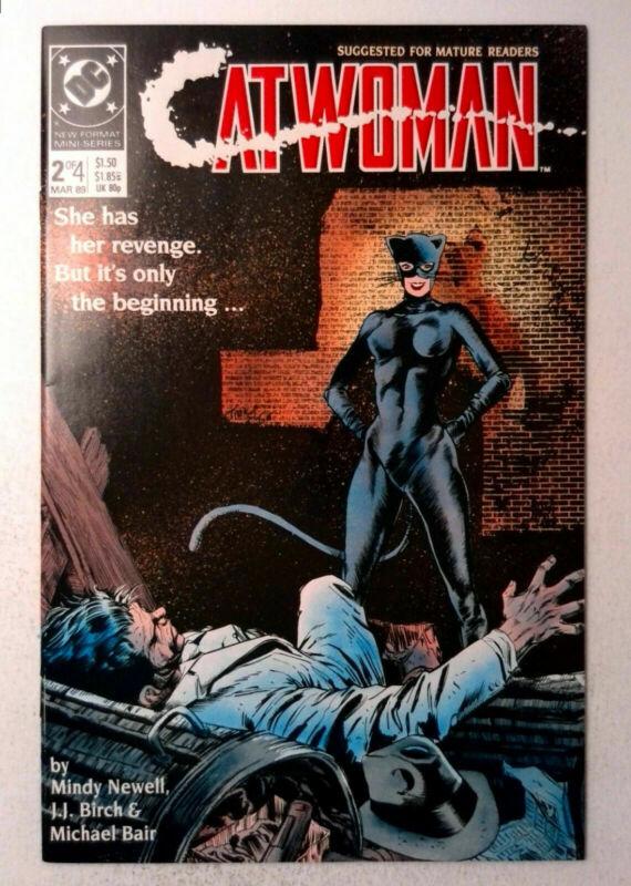 Catwoman #2 (1989) DC Comics 9.0 VF/NM Comic Book