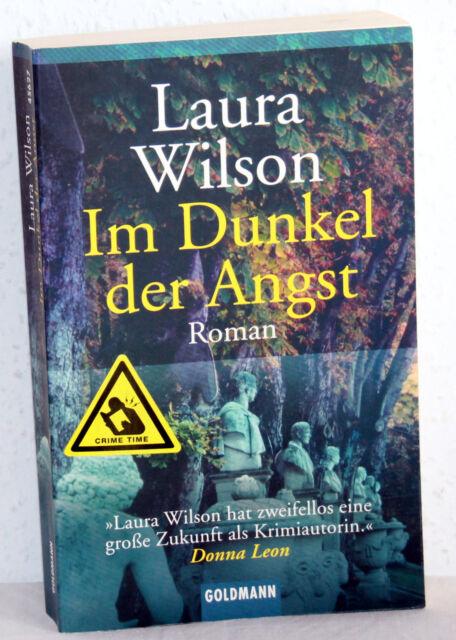 LAURA WILSON - Im Dunkel der Angst