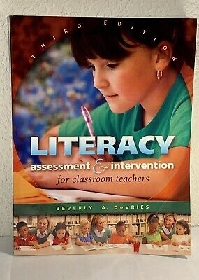 Literacy Assessment and Intervention for Classroom Teachers, Paperback by (Literacy Assessment & Intervention For Classroom Teachers)