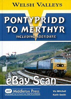 Railway Book Middleton Press GWR - Pontypridd to Merthyr including Aberdare