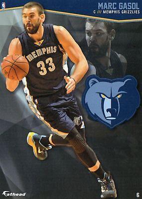 Logo Fathead Basketball - 2015-16 NBA Basketball Fathead Tradeables Sticker Logo 5x7