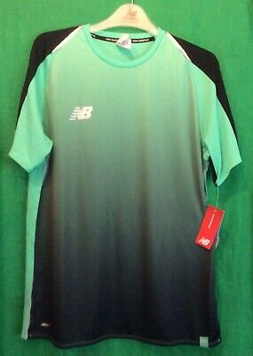 New Balance Elite Training Runnng T Shirt Top Mens Large New With Tags