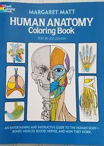 Anatomy Coloring Book | eBay