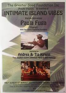 INTIMATE ISLAND VIBES -NOOSA SURF FESTIVAL - UKULELE- HAWAII - Noosa Heads Noosa Area Preview