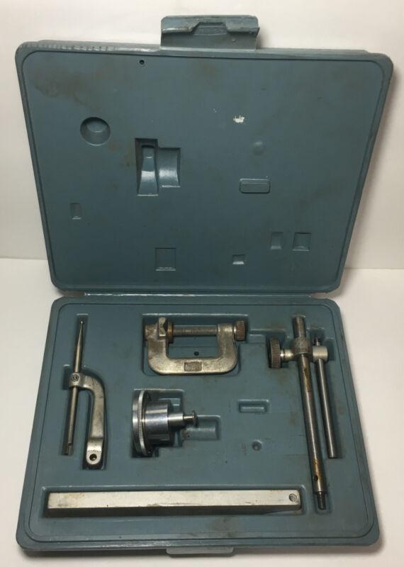 Ames 22A Jeweled .001 Dial Indicator Test Gage Cnc Machine Shop Automotive