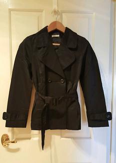 Coat - Black size 12