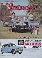 Autocar Magazine 14/7/1961 Featuring Simca Road Test, Volvo P1800, Land Rover - autocar - ebay.co.uk