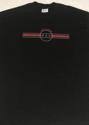 RAC No Doubt Offspring Weezer 2002 Concert for Artists Rights T - Shirt XL